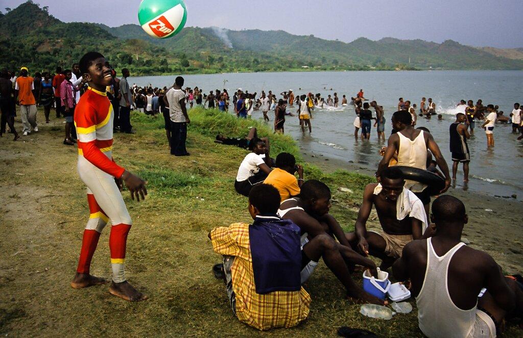 Ghana, la estrella negra